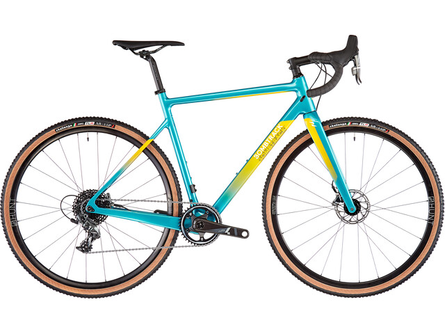 Bombtrack Tension C glossy turquoise
